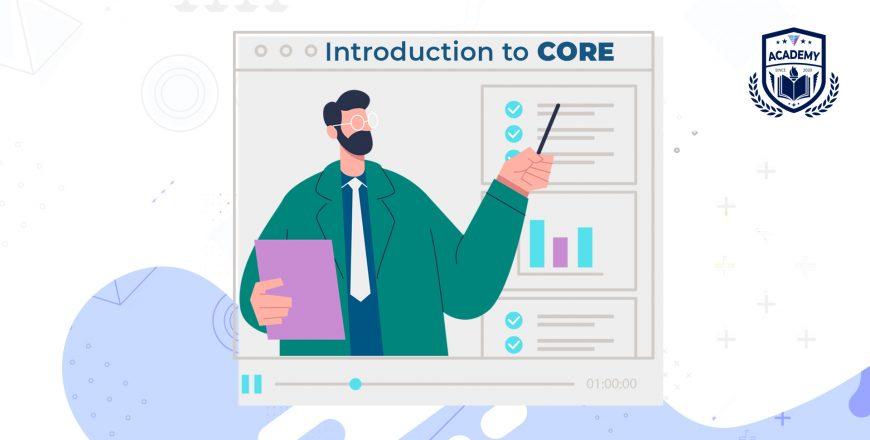 Intro to CORE Cover